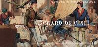 France Stamps 2019 MNH Leonardo Da Vinci Art Paintings 1v MS Philatelic Souvenir