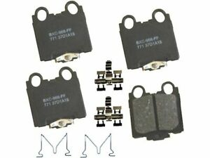For 1998-2005 Lexus GS300 Brake Pad Set Rear Bendix 86724CG 1999 2000 2001 2002