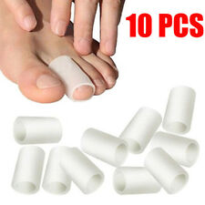 10Pcs Toe Silicone Gel Protector Sleeve Tubes Ingrown Toenail Corn Cushion Cap