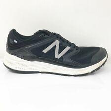 New Balance Womens Fresh Foam 1080 V8 W1080BW8 Black Running Shoes Size 8.5 B