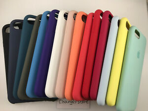 Original Genuine Authentic Apple Silicone Case for iPhone 7 8 / SE 2nd Gen /6/6S