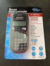 Texas Instruments TI-36X Pro Scientific Calculator, 16 Digit LCD