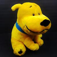 T-Bone Yellow Dog Plush Stuffed Animal Clifford Nanco Scholastic Big Red