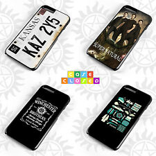 SUPERNATURAL WINCHESTER TV SHOW SAM/DEAN Phone Case Cover For iPhone Samsung
