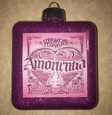 HARRY POTTER WONDER WITCH INSPIRED AMORTENTIA LOVE POTION Christmas ORNAMENT