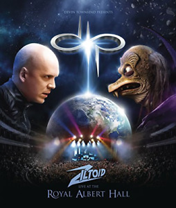 Devin Townsend Presents: Ziltoid Live At The Royal Albert Hall [Blu-Ray]