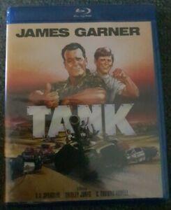 Tank Blu-ray Brand New Sealed Region A