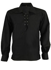 Polyester Ghillie Shirt Traditional European Clothing
