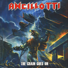 33 LP   Ancillotti ‎– The Chain Goes On Strana Officina  JRR051 italy 2014