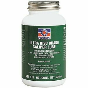 Permatex For Metal to Contact Ultra Disc Brake Caliper Lube Non Melting - 24110