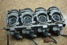 2007 Kawasaki Ninja ZX600 ZX 600 J ZZR600 Fuel Gas Carburetor Throttle Body Carb
