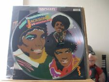 MICHAEL JACKSON - 14 GREATEST HITS COLLECTION EDITION PICTURE RECORD