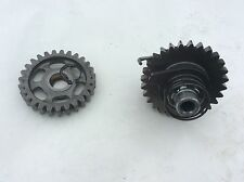 2004 Suzuki RM250 RM 250 Kick Starter Gear Shaft Idle Idler Gear