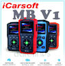 iCarsoft MB V1.0 For MERCEDES-BENZ OBD2 Diagnostic Fault Code Reset Scanner Tool