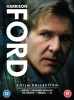 Harrison Ford Colección - Frantic / Presumed Innocent/The Fugitive/Firewall