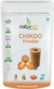 B Naturall Chiku Powder | Chikoo Fruit Shake Powder | Dry, No Added Sugars and