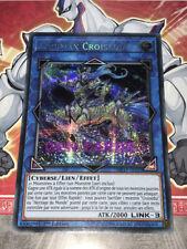 Carte YU GI OH EQUIMAX CROISEDIA MP19-FR107