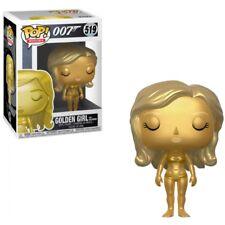 Golden Girl (James Bond) Funko Pop! Vinyl Figure