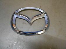 13-15 Mazda CX-5 CX5 Liftgate Trunk Trim Panel Emblem - Nameplate - Badge / READ