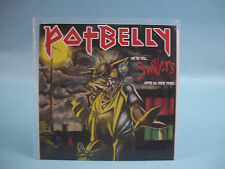 """POTBELLY- We're Still Swillers 7"""" Vinyl EP - Pig Records"""