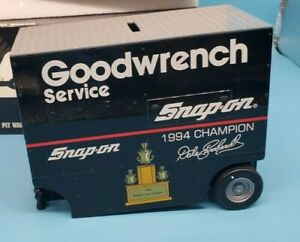 RCCA Snap On 1997 Dale Earnhardt GM Goodwrench 1997 Champion Pit Wagon 1/16