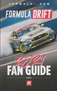 2021 Formula Drift Fan Guide VAUGHN GITTIN, JR