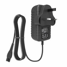 UK Plug Power Charger Cord Lead For Philips Shaver SERIES 5000