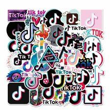 50X TIK TOK Stickers Pack Bomb Vinyl Graffiti Decals Dope Luggage Laptop Sticker