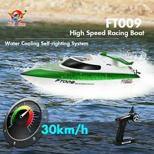 FeilunSelf-righting System Ft009 2.4G 30km/h Rc Racing Boat W4M5