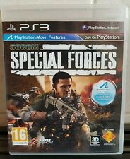 SOCOM: Special Forces PlayStation 3 Game - PAL - 16+ - NEW OTHER