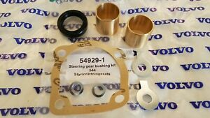 Volvo 544 Steering Repair Kit - Bushings - Seal - Gasket & Lock Tabs