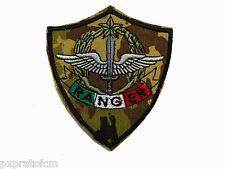 Patch Ranger Alpini Paracadutisti 4° Reggimento Militare Mimetica Vegetata Eserc