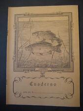 Antiguo Cuaderno Escolar de los años 60. CARPAS