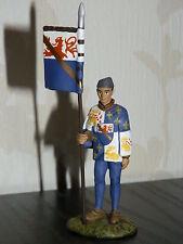 soldat de plomb du Moyen age Héraut d'Armes XIVe Siècle 1303