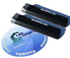 2x Battery for Makita 9000 9001 9002 9600 9.6 Volt 9.6V