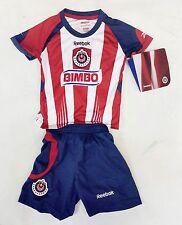 Chivas del Guadalajara Toddler Kit Flash Red Original Reebok