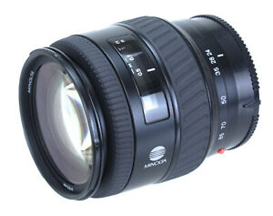 Minolta Lens AF zoom 24-84 mm F 3.5-4.5 Mount A-mount Sony (Réf#C-662)