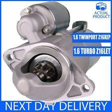 Adatto a VAUXHALL MERIVA A MK1 1.6 benzina Twinport/Turbo 2005-2010 MOTORE DI AVVIAMENTO
