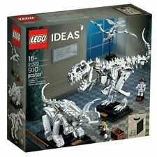 LEGO 21320 Ideas Dinosaur Fossils Skeleton Models Adult Collectible Building Kit