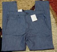 Levis 510 Skinny Fit Stretch Men's Rigid Grey Jeans NWT