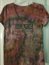 Realtor M Shirt V Neck CUSTOM TIE DYED GET NOTICED LEAD CAPTURE REAL ESTATE.