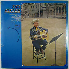 TEX RITTER Love You Big As Texas LP 196? (STILL SEALED/UNPLAYED)