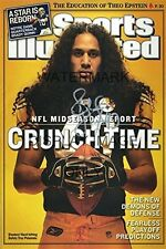 Troy Polamalu Sports Illustrated Autograph Poster