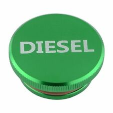 Diesel Fuel Tank Caps DEF Cap Aluminum Fit 2013-2018 Dodge Ram 2500 3500 Cummins