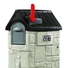 Large Secure Locking Mailbox Safe Lockable Security Residential Mail Storage