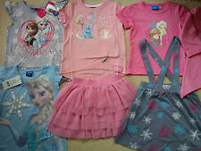 AMAZING SUMMER HOLIDAY FROZEN NEW BUNDLE OUTFITS GIRL CLOTHES 3/4 YRS(2.5)NR925