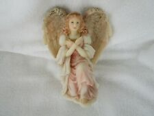 "Seraphim Classics Felicia ""Adoring Maiden"" Angel Figurine by Roman Inc"