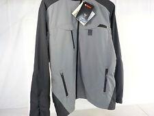 YAMAHA MT01 Outdoorjacke schwarz-silbern TAGLIA L giacca