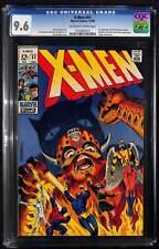 X-Men #51 CGC 9.6 1st appearance of Erik the Red, Origin of the Beast