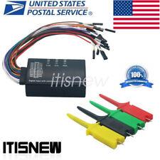 Mini Saleae 16 Logic Analyzer USB 16CH Version 1.1.34 Support 1.2.10 Software US